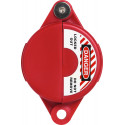 Abus V303 Red Gate Valve Lockout Safety Device