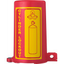 Abus P606 Gas Cylinder Lockout Safety Device