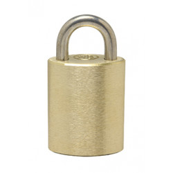 "Wilson Bohannan Series 84 Interchangeable Core Padlock (Double Ball Locking), 1 3/4"" Body Width"