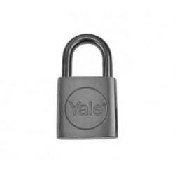 """Yale PD600 Fixed Core Padlock, 6-Pin, 5/16"""" Diameter"""