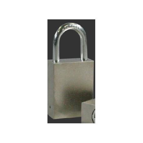 """Paclock 90 Hardened Steel Rekeyable Padlock w/ 1/4"""" Shackle Diameter, Shackle Material - Hardened Steel"""