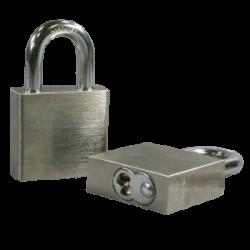 """Paclock 200 Hardened Steel Rekeyable Padlock w/ 3/8"""" Shackle Diameter, Shackle Material - Hardened Steel"""