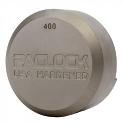 "Paclock 400 Rekeyable Padlock w/ 13/32"" Shackle Diameter,"