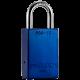 Paclock 90A-IC Aluminum 5, 6, & 7-Pin SFIC Compatible Padlock w/ 1/4? Shackle Diameter,
