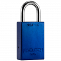 """Paclock 90A-IC Aluminum 5, 6, & 7-Pin SFIC Compatible Padlock w/ 1/4"""" Shackle Diameter, Shackle Material - Hardened Steel, Shackle Spread Inside - 25/32"""""""
