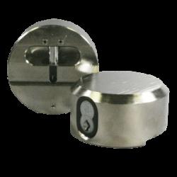 Paclock 400 5, 6, & 7-Pin SFIC Compatible Padlock w/ 13/32? Shackle Diameter,