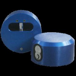 Paclock 2173 5, 6, & 7-Pin SFIC Compatible Padlock w/ 13/32? Shackle Diameter,