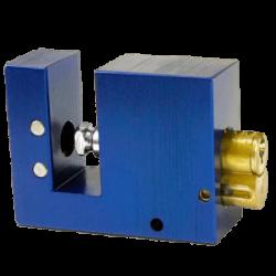 Paclock BL17A-600-IC Aluminum 5, 6, & 7-Pin SFIC Compatible Padlock w/ 13/32? Shackle Diameter,