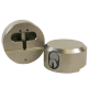 "Paclock LFIC-Y7 7-Pin Padlock w/ 13/32"" Shackle Diameter, Compatible w/ 7-Pin Yale"