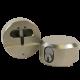 "Paclock LFIC-M32 6-Pin Padlock w/ 13/32"" Shackle Diameter, Compatible w/ 6-Pin Medeco"