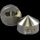 "Paclock LFIC-M32-2177 Hardened Steel 6-Pin Padlock w/ 13/32"" Shackle Diameter, Compatible w/ 6-Pin Medeco"