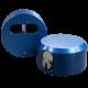 "Paclock FSIC-2173A Aluminum Padlock  w/ 13/32"" Shackle Diameter, Compatible w/ 6-Pin Corbin Schlage"