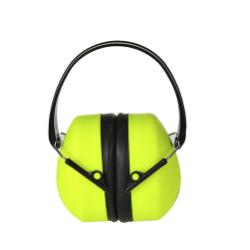 Portwest PS41YER Super Hi-Vis Ear Protector, Color- Yellow