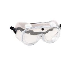 Portwest PW21 Indirect Vent Goggles EN166, Color- Clear