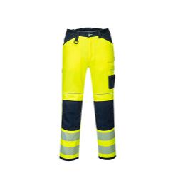 Portwest PW340 PW3 Hi-Vis Work Trousers
