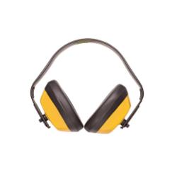 Portwest PW40RER Classic Ear Muffs EN352, Color- Red