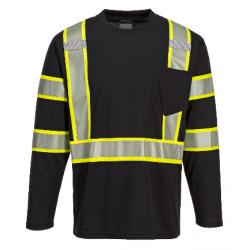 Portwest S346 Iona Plus T-Shirt  L/S