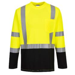 Portwest S398 Laguna Long-Sleeved T-Shirt