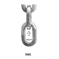 Abus 10KS Chain