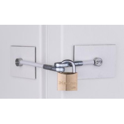 333-054 Refrigerator Lock (No Padlock Included)