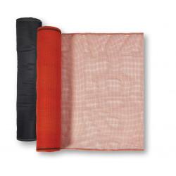 "Mutual 14915 High Density Polyethylene Flame Retardant Debris Netting, 48"" x 150' Rolls"