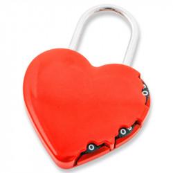 FJM Security SX-691 Heart Padlock