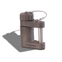 Medeco EV-8501 G8R Padlock, Pop-Out Cylinder Only