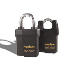 Medeco 5004 M3 & X4 CLIQ Protector II Padlocks (Includes Cylinder)