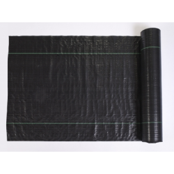 """Mutual Industries MISE 901 Woven Polypropylene Fabric, 300' Length x 50"""" Width"""