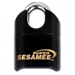 K646 CCL Super Sesamee Heavy Duty Resettable Combination Padlock