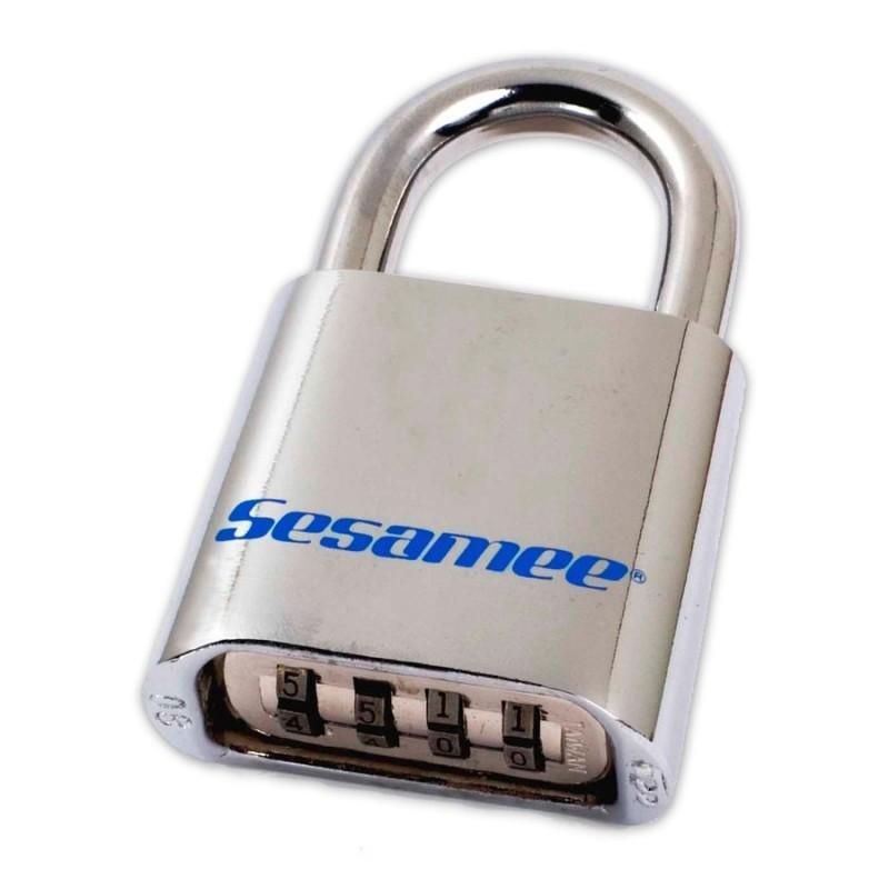 Kcr0436 Ccl Sesamee Resettable Combination Lock Padlock