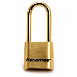 K0437 CCL Sesamee Resettable Combination Padlock