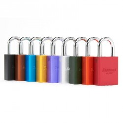900 Sesamee Series Aluminum Safety Lockout Padlocks