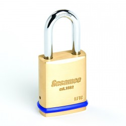 "Sesamee 560 Series 1-3/4"" Large Format Interchangeable Core Padlocks - Prepped for Schlage Cylinder"