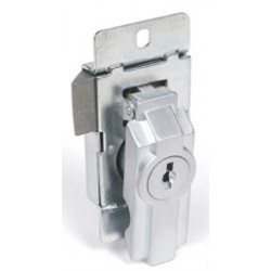 CCL Sesamee 15767 Enclosure Lock, Dull Chrome
