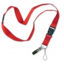 641 Lucky Line Flat Lanyard with Breakaway Feature