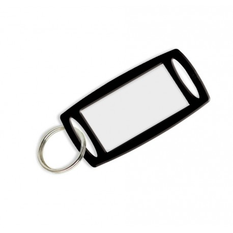 170 Lucky Line Small Rectangular Label-It Plastic Tag