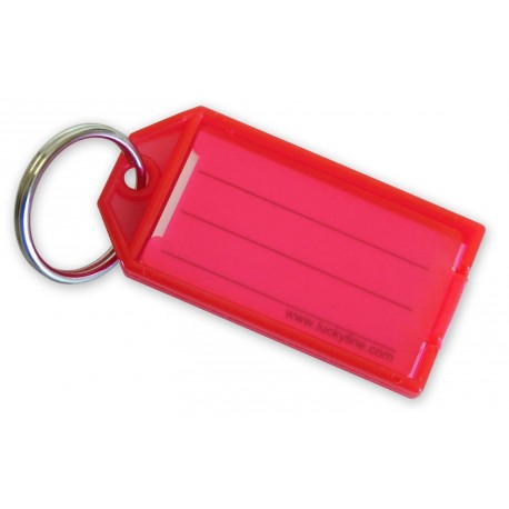 604 Lucky Line Key Tag with Split Ring