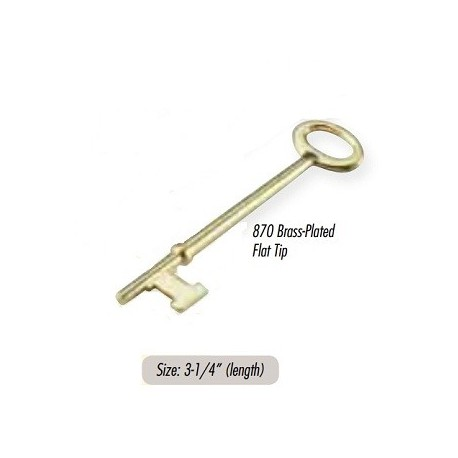 870 Lucky Line Skeleton Keys