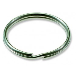 760 Lucky Line Nickel-Plated Tempered Steel Rings