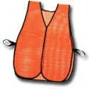 Mutual Industries Non-ANSI High Visibility Heavy Weight Safety Vest - Plain