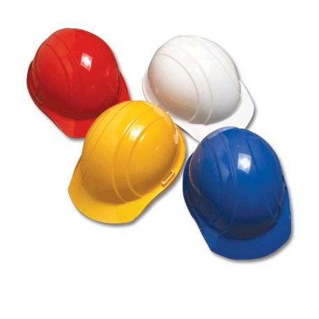 4-Point Pin Lock Suspension Construction Hard Hat / Helmet