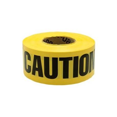 2 Mil Barricade Caution Tape