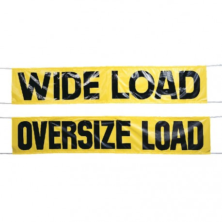 Mutual Industries 14990 Wide Load Oversized Load Double
