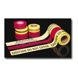 Repulpable Barricade Tape (100% cotton)