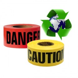 Biodegradable Barricade Caution Tape (Different Colors Available)