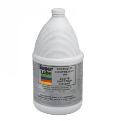 Super Lube 53050 Extra Lightweight Oil without PTFE, 5 Gallon Pail