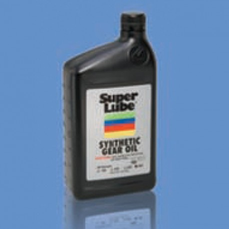 Super Lube 54201 Synthetic Gear Oil - ISO 220 - 1 Gallon Bottle
