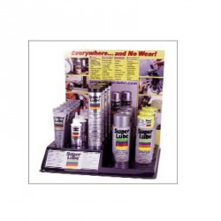 Super Lube 11362 Counter Display (36 Pcs)