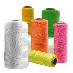 Twisted Nylon Mason Line 1/4 LB Twine